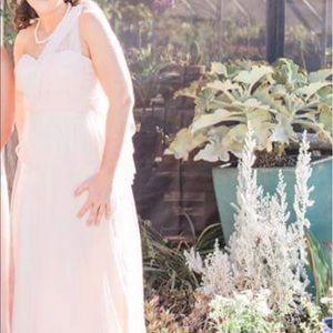Jenny Yoo Annabelle Dress - Blush